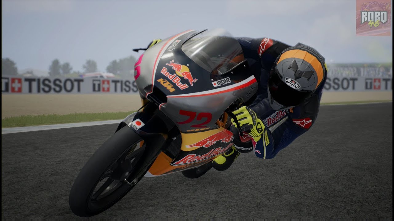 motogp 18 career pt 1 red bull rookies cup xbox one x. Black Bedroom Furniture Sets. Home Design Ideas