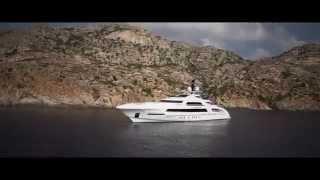 видео Суперъяхта Galactica Super Nova от Heesen Yachts