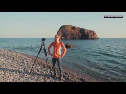 Promo видеокурса по пейзажной фотографии