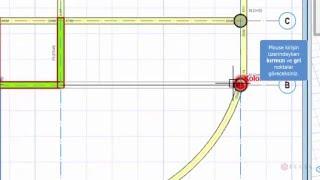 ProtaStructure ile Modelleme - Kirişlerin Tanımlanması