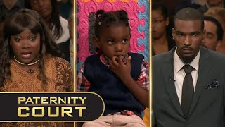 Sugar Daddy And Baby Daddy? Woman Claims Father Is Someone Else (Full Episode)   Paternity Court