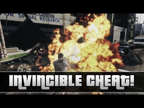 GTA  - Invincible Cheat Code (Xbox  & PS)