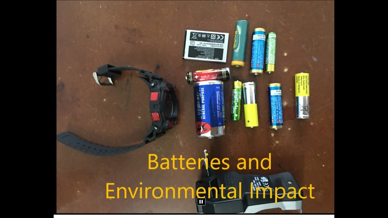 environmental impacts of batteries Tesla motors' dirty little secret is a the environmental protection agency and the us department of energy undertook a study to look at the environmental impact of lithium-ion batteries for have the highest potential for environmental impacts, including resource depletion.