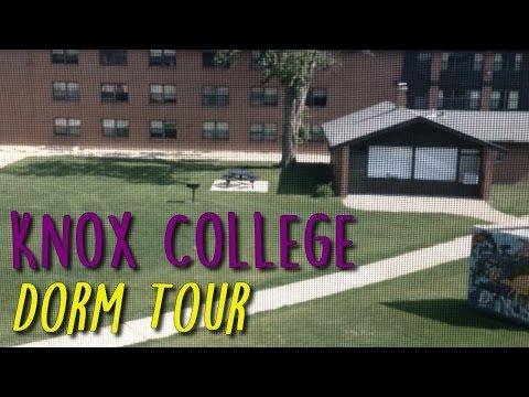Knox College Dorm Tour | Bedroom, Common Room, Bathroom | catsiegoesmeow
