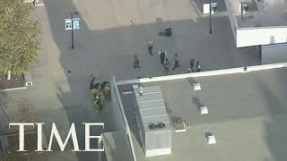 5 Wounded In Mass Shooting At High School In Santa Clarita, Calif | TIME
