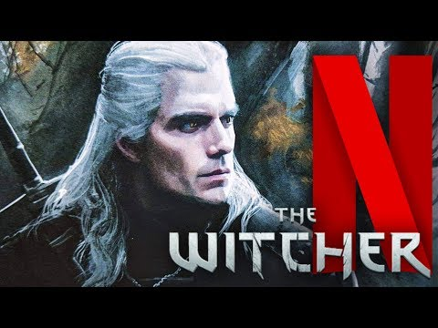 Netflix The Witcher - Two High End VFX / CGI Studios Confirmed For Production!