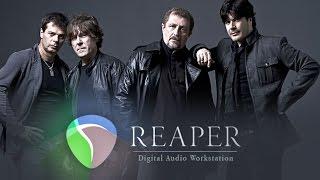 Gambar cover REAPER na estrada com a Banda RPM   Márcio Mourão