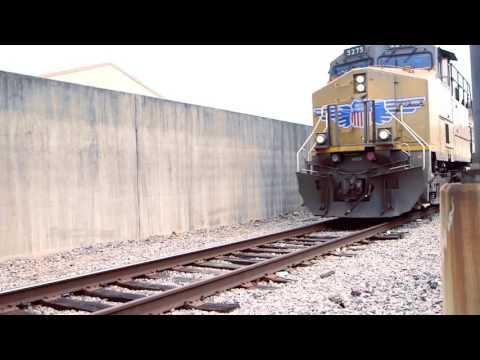 Port NOLA Container Video