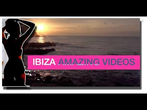 IBIZA Santa Eulalia Port - 1:30 HD video of Quiet Sea on a Beautiful day