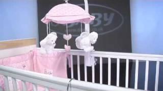 Obaby B Is For Bear Nursery Range