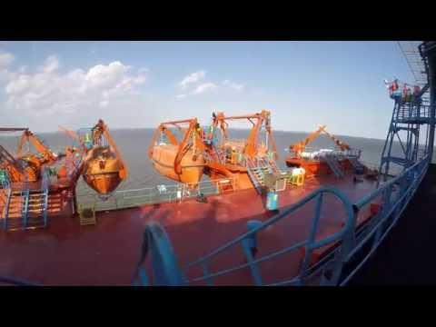 For Sale - Semi-Submersible 812 Person Accommodation Vessel