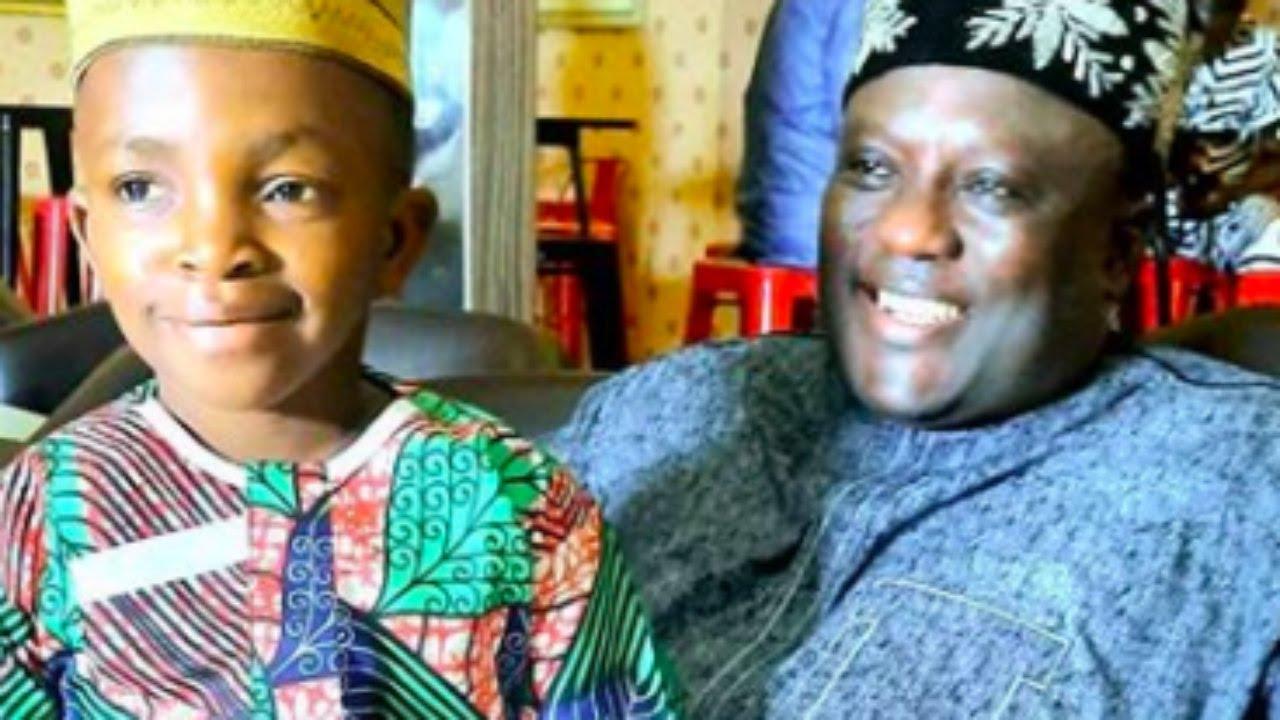 Download Saheed Osupa meets child actor