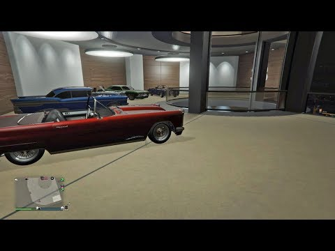 GTA V Online RARE Unaffiliated Gang Cars