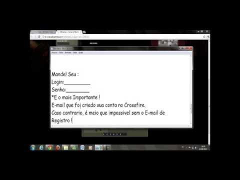 Hacker de ZP para CrossFire AL Brasil 18/07/2014