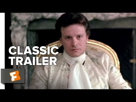 Valmont Official Trailer #1 - Colin Firth Movie (1989) HD