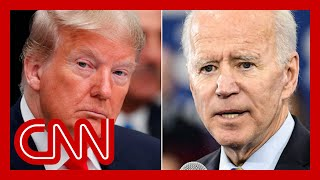 Biden describes call with Trump: It's about taking responsibility