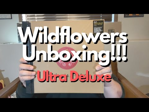 Tom Petty Wildflowers & All The Rest Ultra Deluxe Unboxing!