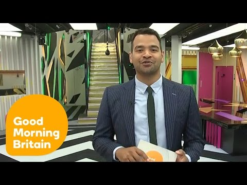 Tour the Celebrity Big Brother House | Good Morning Britain