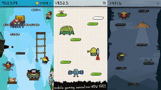 Doodle Jump Android Gameplay