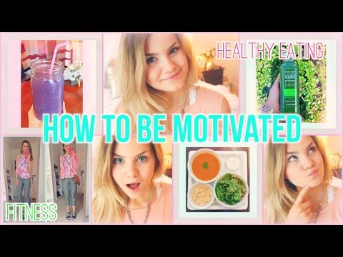 Healthy Lifestyle Motivation (Diet, Exercise & Weight Loss) thumbnail