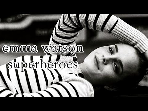Emma Watson | Superheroes