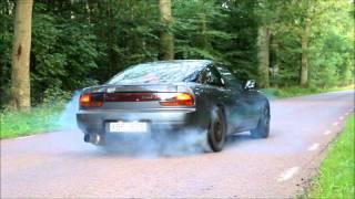 Nissan 200sx s13 Burnout