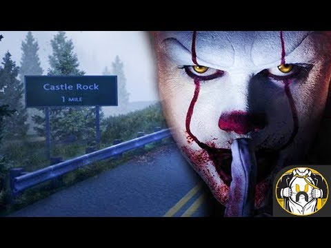 Pennywise Actor Joins Stephen King's Castle Rock