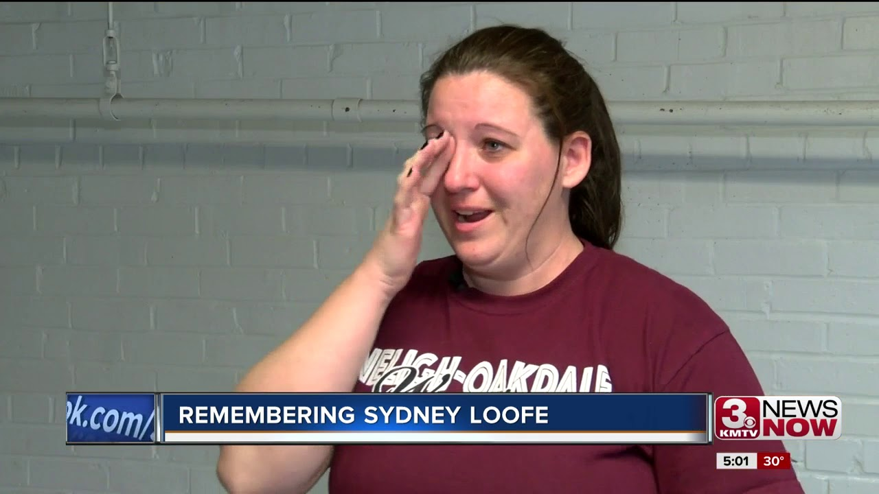 Sydney Loofe Latest >> Sydney Loofe disappearance: Loved ones grieving - YouTube