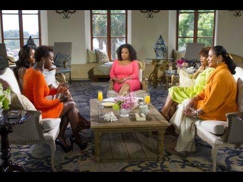 Oprah Next Chapter with Black Actresses RECAP