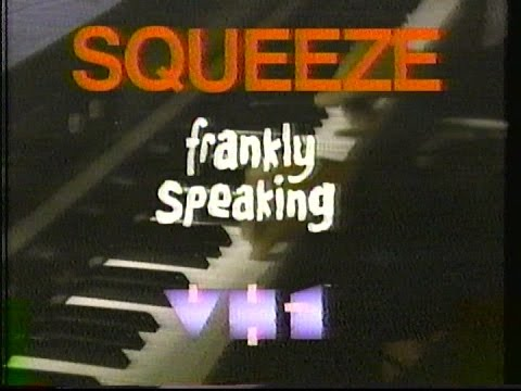 Squeeze - Frankly Speaking - 1989 VH1 Documentary