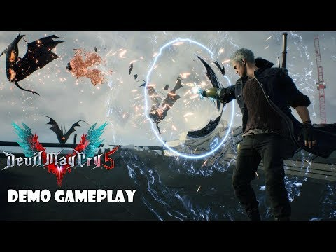 Devil May Cry 5 Demo - Xbox One Gameplay thumbnail
