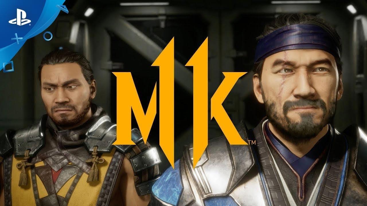 Mortal Kombat 11 | Launch Trailer | PS4