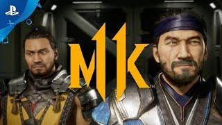 Mortal Kombat 11  Launch Trailer  PS4