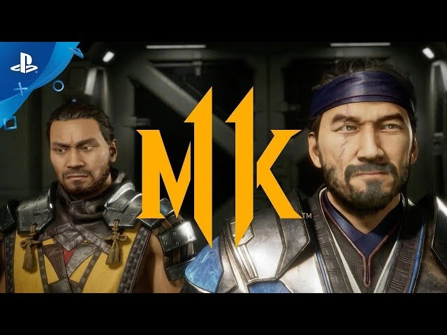 Mortal Kombat 11 | Launch Trailer | PS4