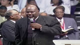 Bishop T.D. Jakes Preaching At The COGIC Holy Convocation In Memphis! YouTube Videos