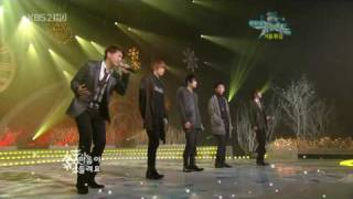 HQ - DBSK - Don't  Say Goodbye Live! 05Dec2008