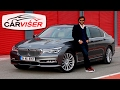 BMW 7 Serisi Test Sürü?ü - Review (English subtitled)