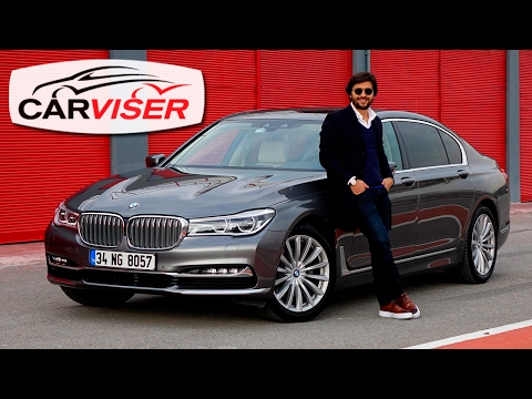 BMW 7 Serisi Test Sürüşü - Review (English Subtitled)