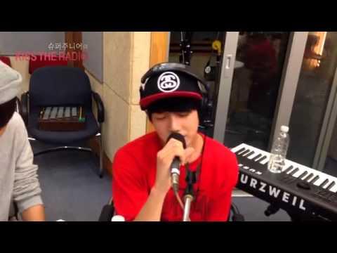 Jungkook singing Coffee !!