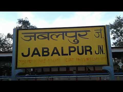 JABALPUR JUNCTION | जबलपुर जंक्शन।