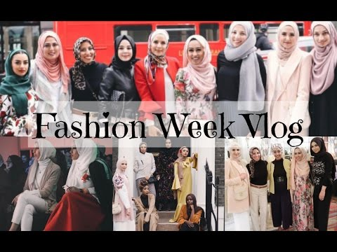 Modanisa Modest Fashion Week | London Vlog