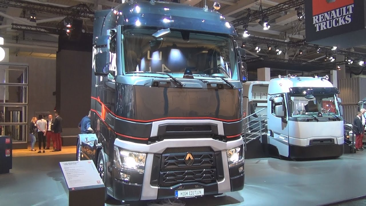 renault trucks t 520 maxispace high edition tractor truck. Black Bedroom Furniture Sets. Home Design Ideas