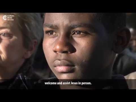 Thanking migrants
