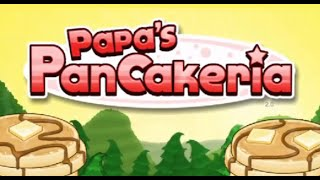 Papa's Pancakeria Gameplay - Day 15