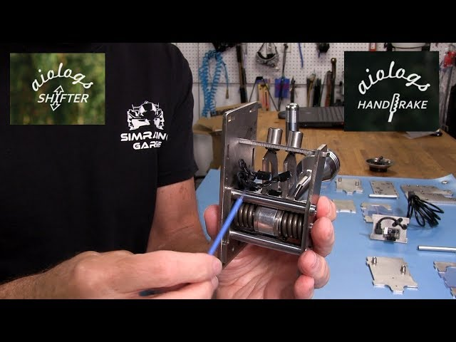 Aiologs Sequential Shifter and Handbrake Review