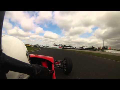 Crowne Plaza Irish Formula Vee Championship 2014 Round 1- Mondello