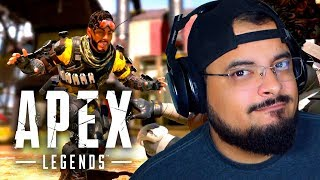 NOVO BATTLE ROYALE GRÁTIS - APEX Legends