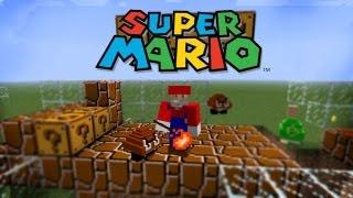 Super Mario Mod - Minecraft Mod
