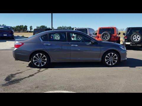 2014 Honda Accord Tulsa, Broken Arrow, Bixby, Claremore, Owasso, OK D10177