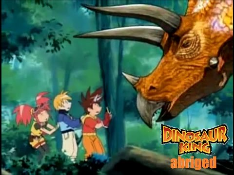 Dinosaur King Abriged ...
